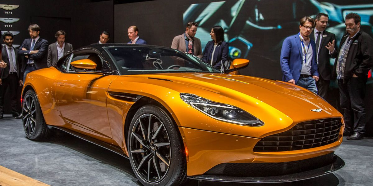 2017 Aston Martin Db11 Official Photos And Info 8211 News 8211 Car And Driver