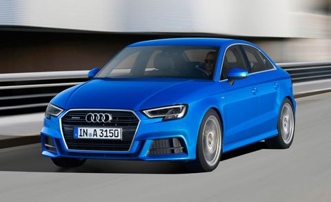 2017 Audi A3 Debuts With Updated Tech Sharper Looks