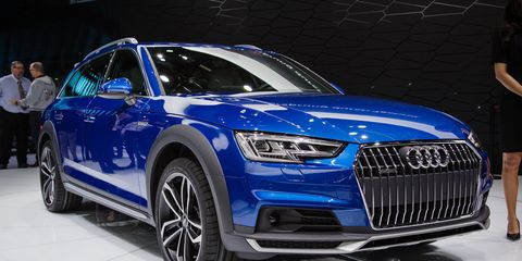 2017 Audi Allroad Quattro Photos And Info 8211 News 8211 Car