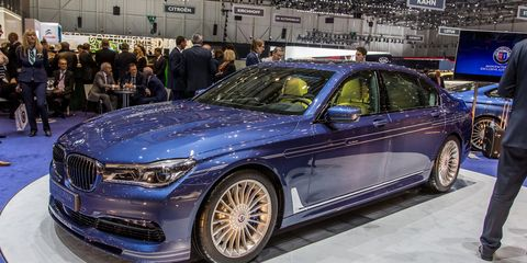 2017 Bmw Alpina B7 Still The M7 Won T Build