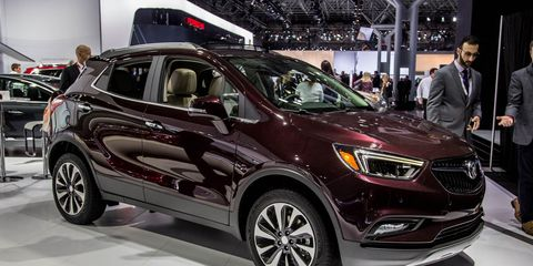 2017 Buick Encore Photos and Info –