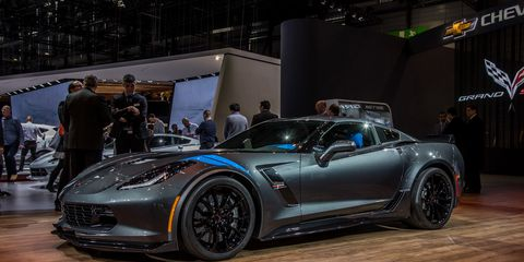 2017 Chevrolet Corvette Grand Sport Z06 Inspiration Stingray Motivation