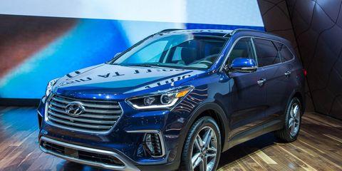 Marc Urbano The Manufacturer In Updating Three Row Santa Fe For 2017 Hyundai