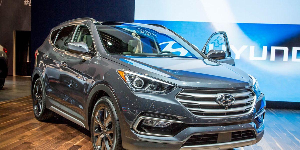 2017 Hyundai Santa Fe Sport Photos And Info 8211 News Car Driver