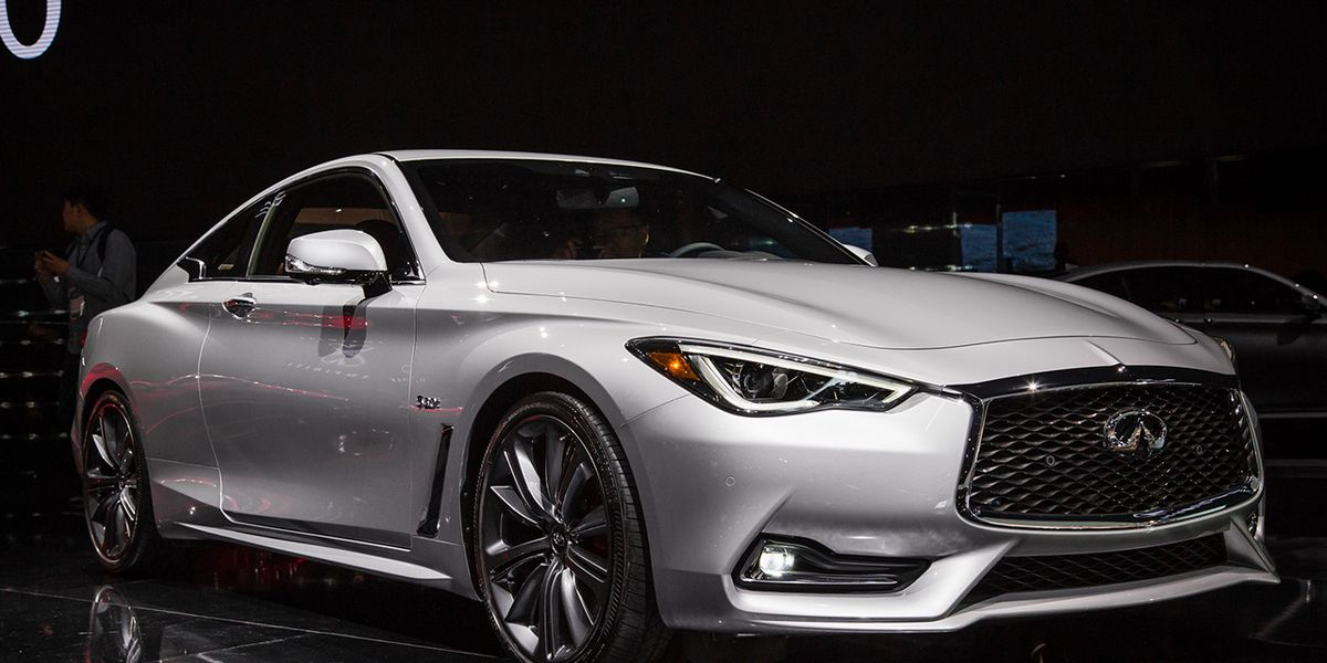 Infiniti Q50 Lease Deals >> 2017 Infiniti Q60 Coupe Photos and Info – News – Car and Driver