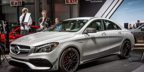 Mercedes Benz Cla >> 2017 Mercedes Benz Cla Class Official Photos And Info 8211