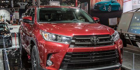 Marc Urbano The Manufacturer 2017 Toyota Highlander