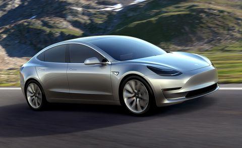 2018 Tesla Model 3 Photos And Info 8211 News 8211 Car And Driver