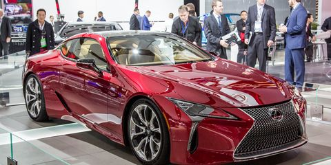 Lexus Lf Lc Price >> Lexus Lc500 Luxury Coupe Photos And Info 8211 News 8211 Car