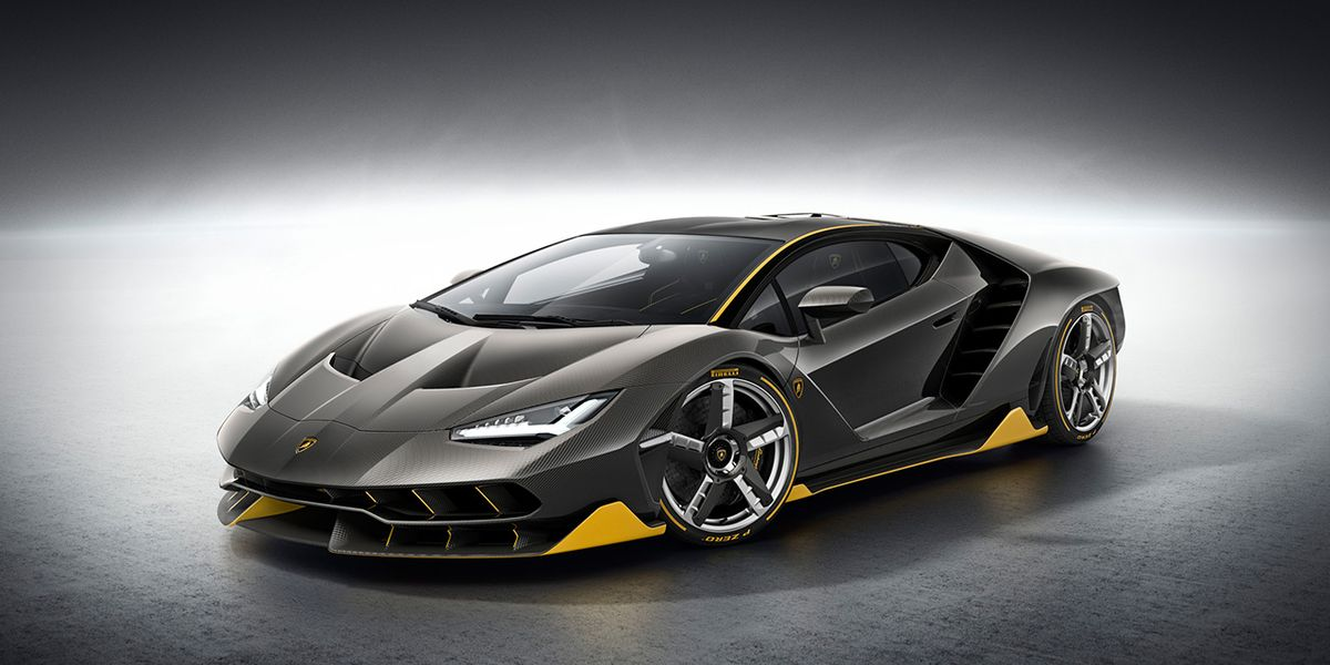 2017 Lamborghini Centenario Dissected 8211 Feature 8211 Car