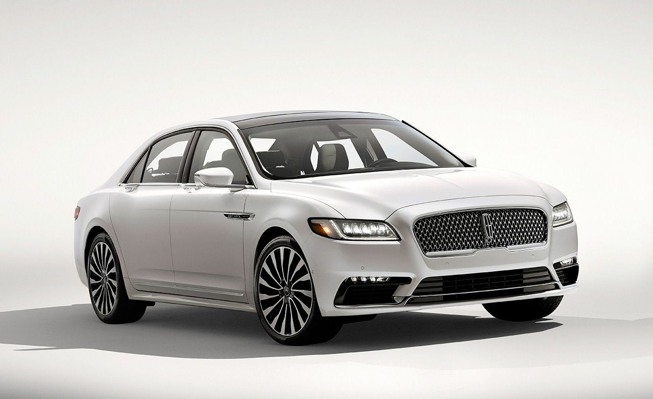 2017 Lincoln Continental 25 Cars Worth Waiting For 8211 Feature Car And Driver
