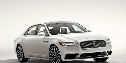 2017 Lincoln Continental New Life For