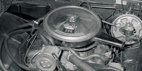 Motor vehicle, Engine, Automotive fuel system, Light, Automotive engine part, Auto part, Nut, Motorcycle accessories, Fuel line, Classic,