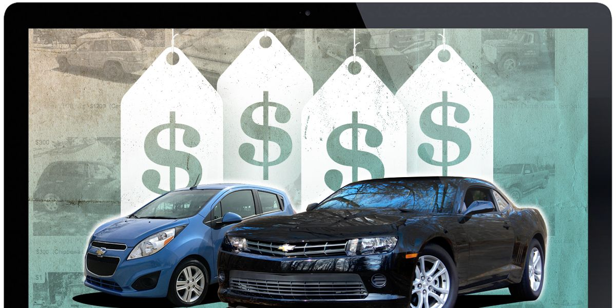 How To Sell Your Car Online We Put Seven Services To The Test