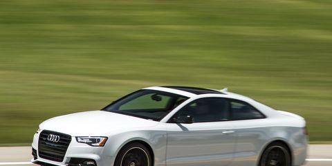 2016 Audi A5 Automatic