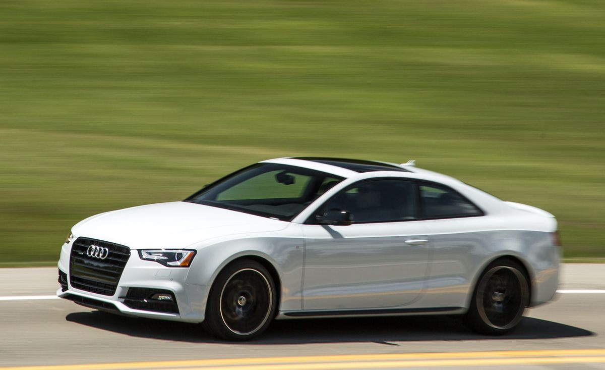 2016 Audi A5 Test 8211 Review 8211 Car And Driver