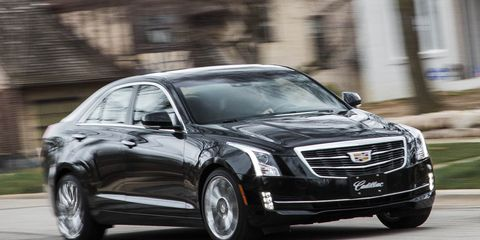 Cadillac Ats Sedan >> 2016 Cadillac Ats Sedan 2 0t Awd Test 8211 Review 8211 Car And