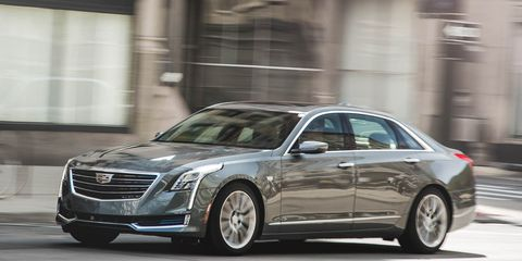 2017 Cadillac Ct6 2 0 L Turbo Luxury >> 2016 Cadillac Ct6 Sedan 2 0t Luxury Test 8211 Review 8211 Car