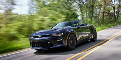 2016 Chevrolet Camaro Ss Long Term Test Review Car And
