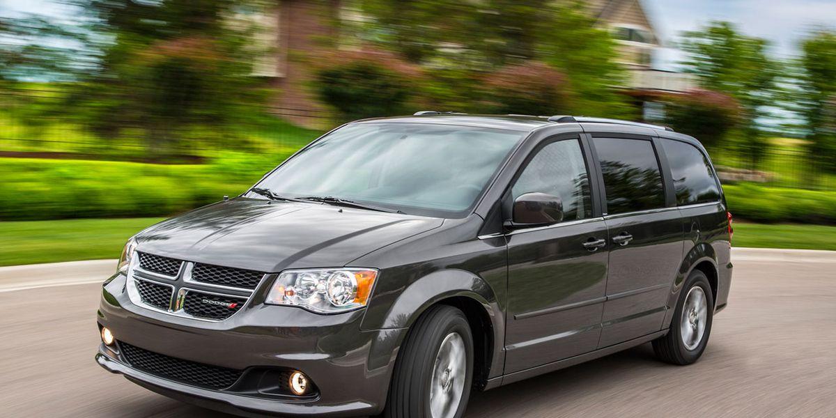 2016 Dodge Grand Caravan 8211 Review 8211 Car And Driver