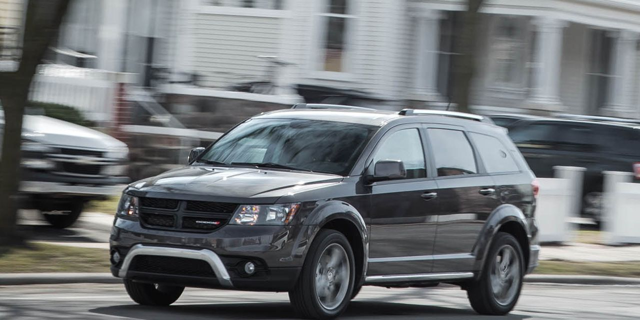 2016 Dodge Journey V 6 Awd Test 8211 Review 8211 Car And Driver