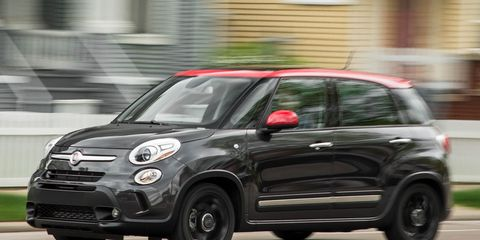 2016 Fiat 500l 1 4t Automatic Test 8211 Review 8211 Car And Driver