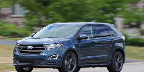 2016 Ford Edge 8211 Review 8211 Car And Driver