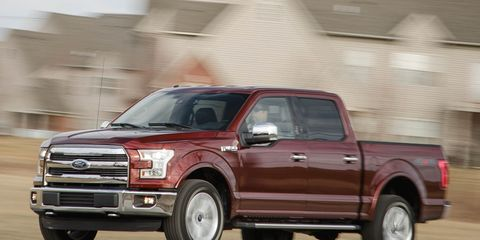 2016 Ford F 150 Lariat Supercrew 5 0l 4x4 Test 8211