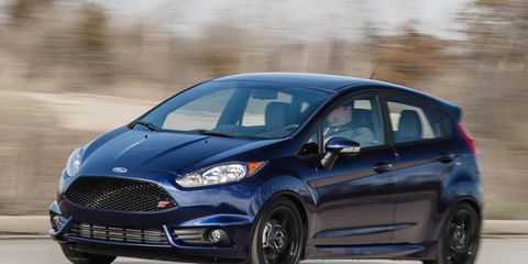 2016 Ford Fiesta St Quick Take 8211 Review 8211 Car And Driver
