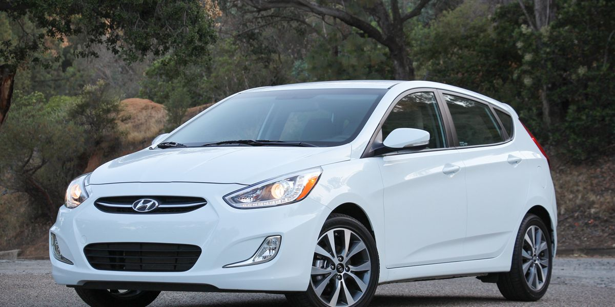 Certified Used Toyota >> 2016 Hyundai Accent Sport Manual Tested – Review – Car and ...