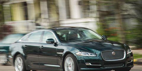 2016 Jaguar Xjl V 6 Awd Test 8211 Review Car And