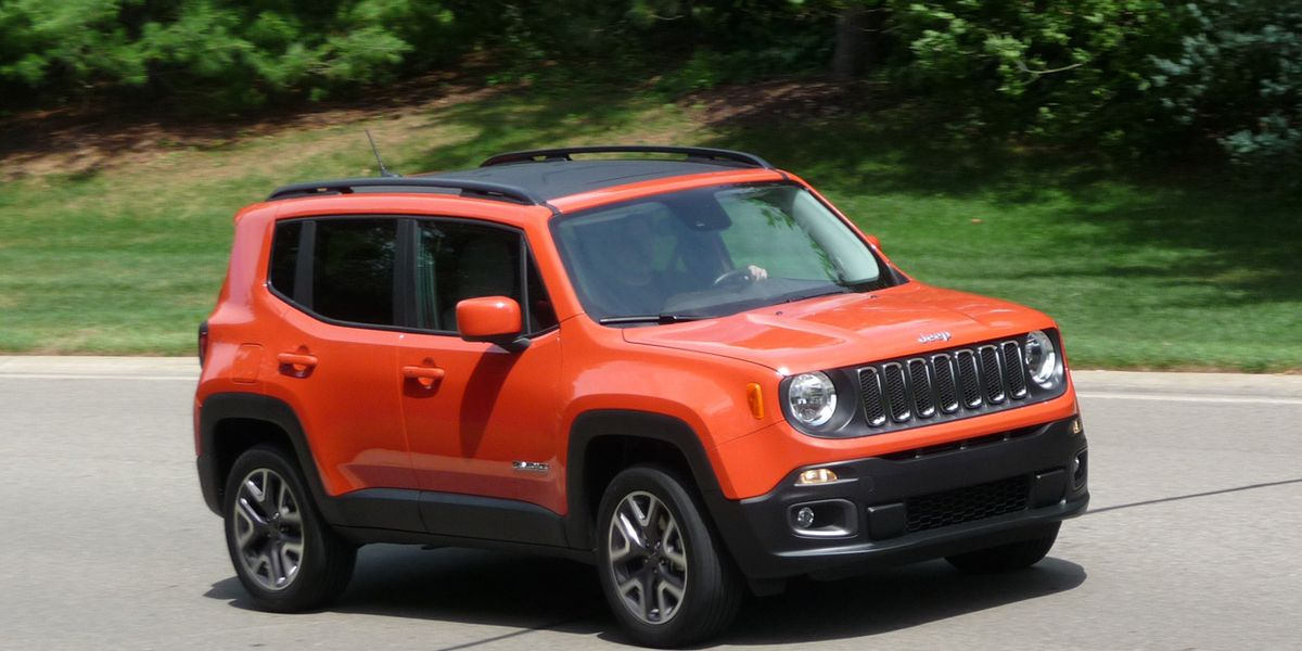 Jeep Renegade Trailhawk For Sale >> 2016 Jeep Renegade – Review – Car and Driver