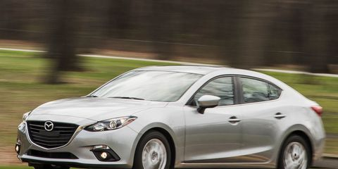 Michael Simari Overview The Mazda 3