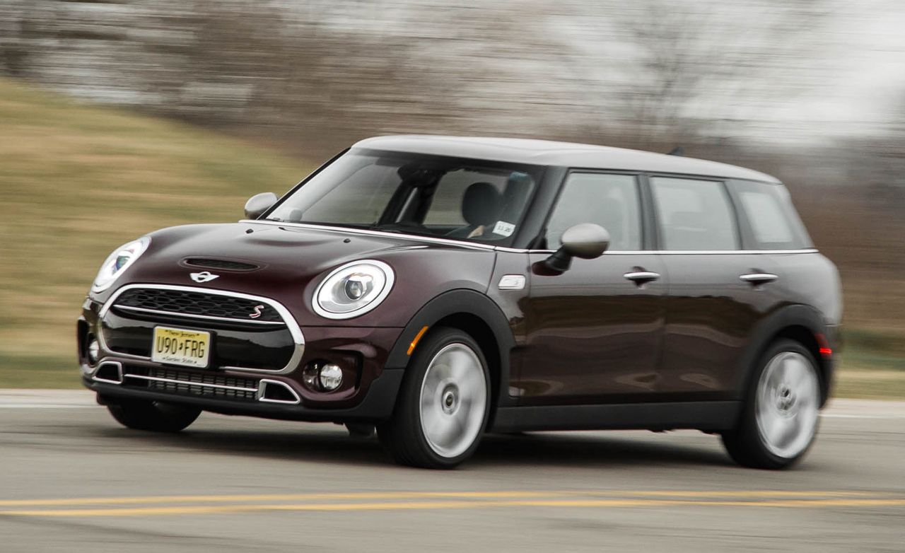 2016 Mini Cooper S Clubman Test 8211 Review 8211 Car And Driver