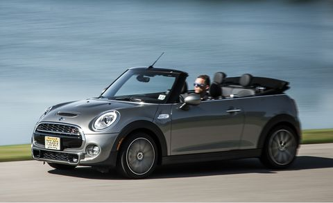 Tested 2016 Mini Cooper S Convertible