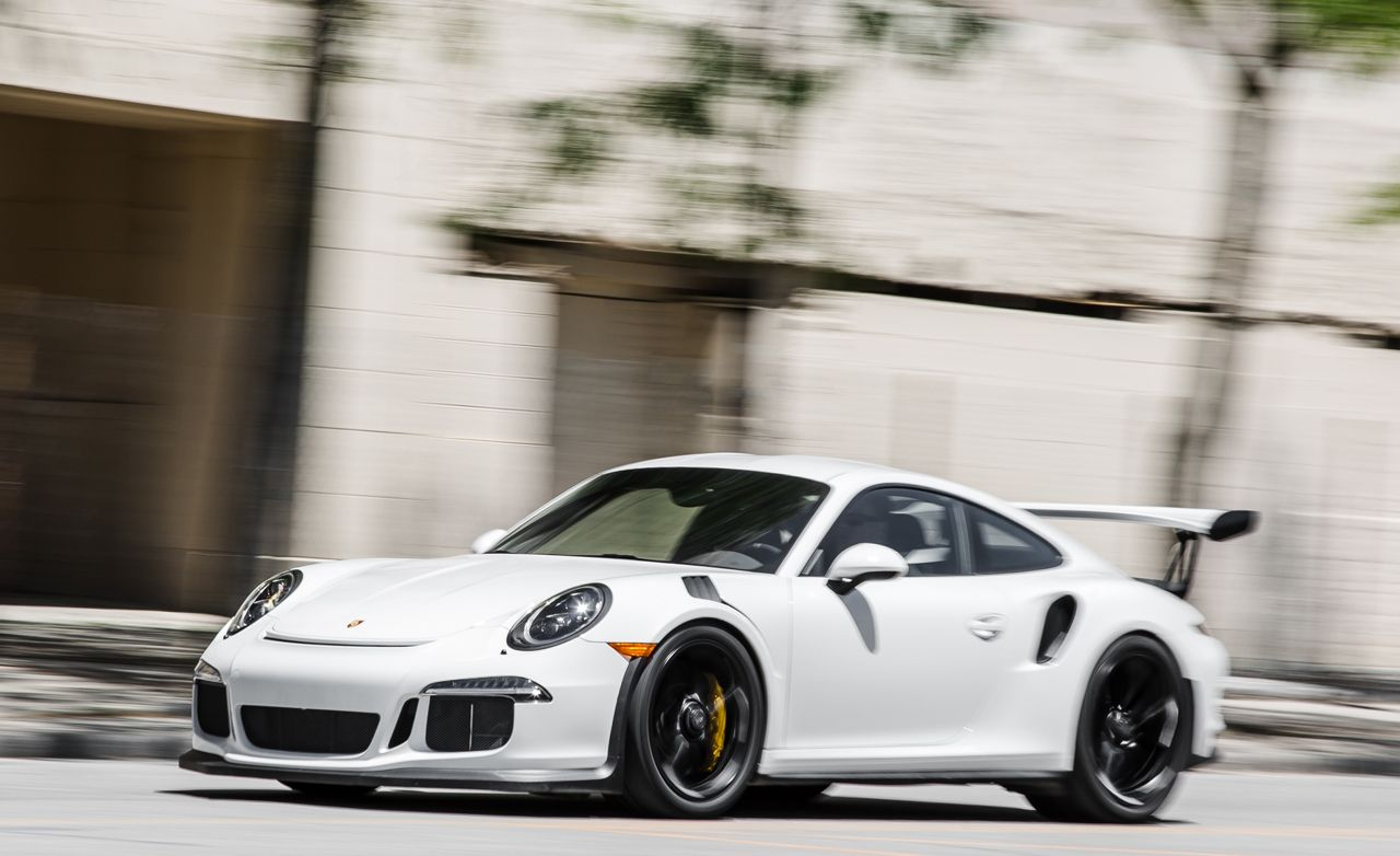2016 Porsche 911 Gt3 Rs Tested On The Street And Track 8211 Review Car Driver