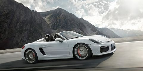2016 Porsche Boxster Spyder Test 8211 Review 8211 Car