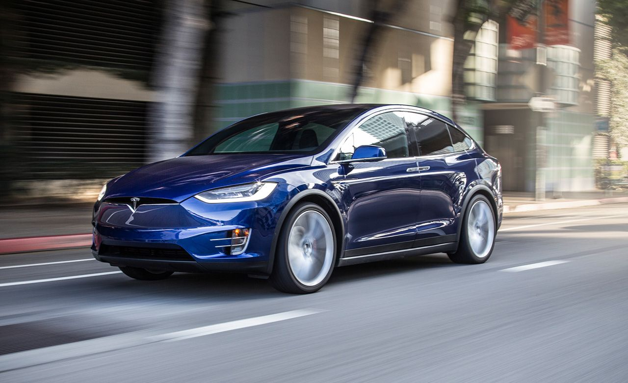 2016 Tesla Model X Tested Not Just Winging It