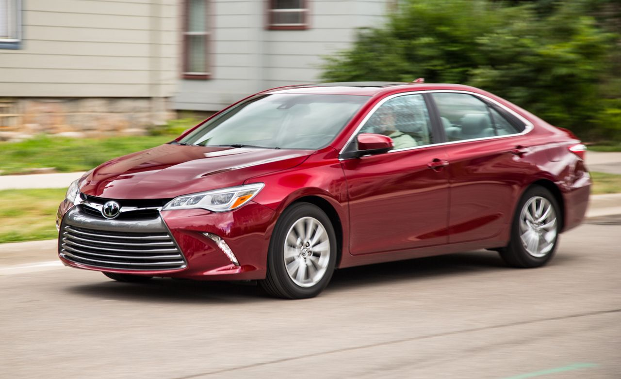 2016 Toyota Camry 8211 Review 8211 Car And Driver