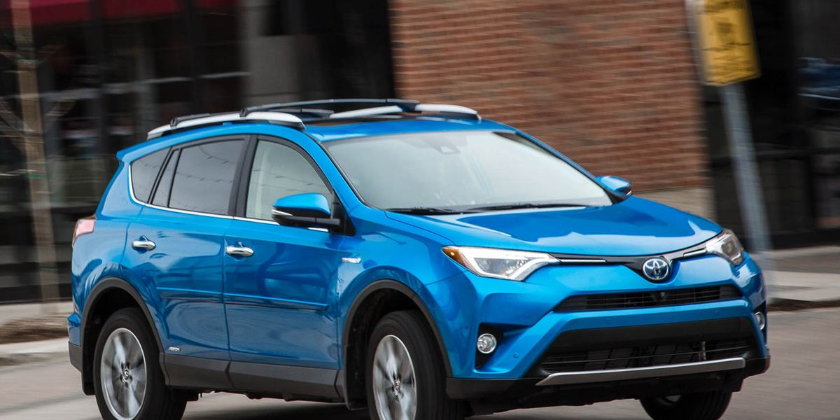 2016 Suvs Worth Waiting For >> 2016 Toyota RAV4 Hybrid AWD Test – Review – Car and Driver