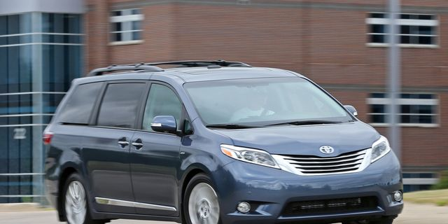a44fb2ac2e 2016 Toyota Sienna AWD Test   8211  Review   8211  Car and Driver