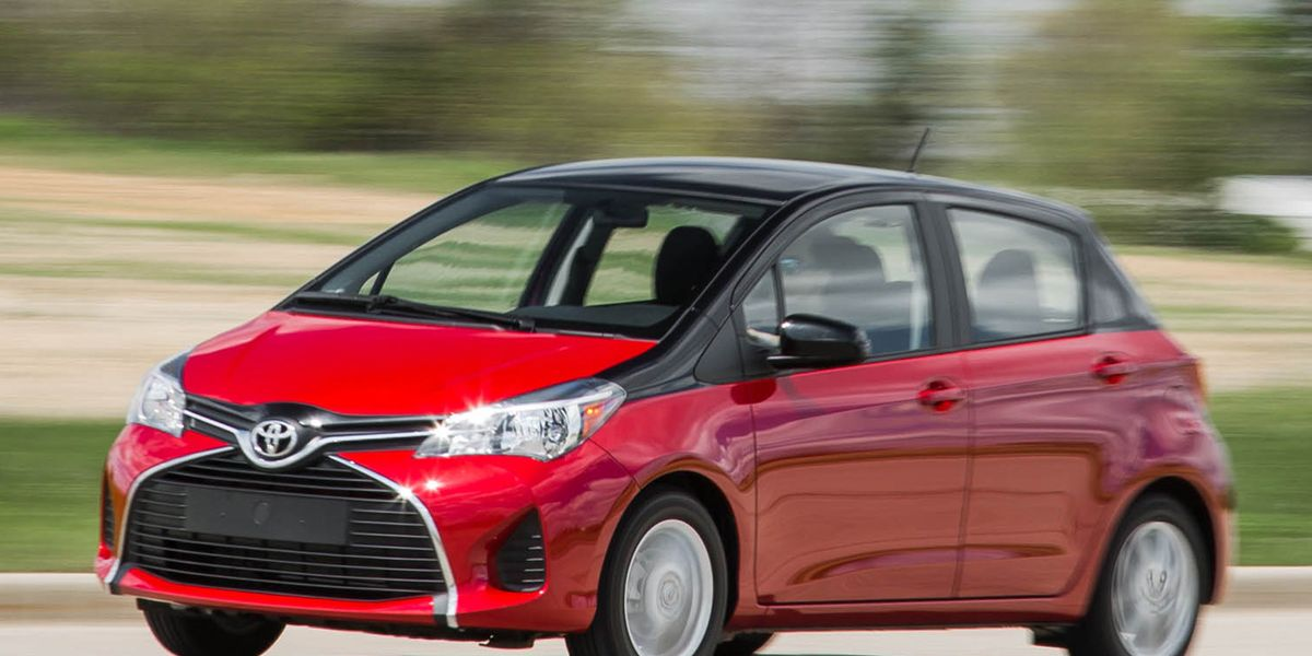 2016 Toyota Yaris Automatic Slowly Tested