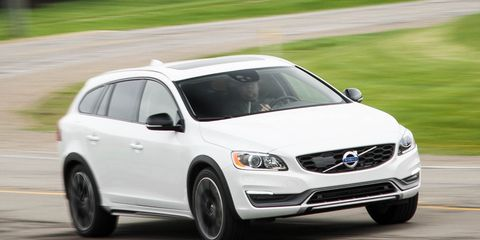 2016 Volvo V60 Cross Country T5 Awd Test 8211 Review 8211 Car