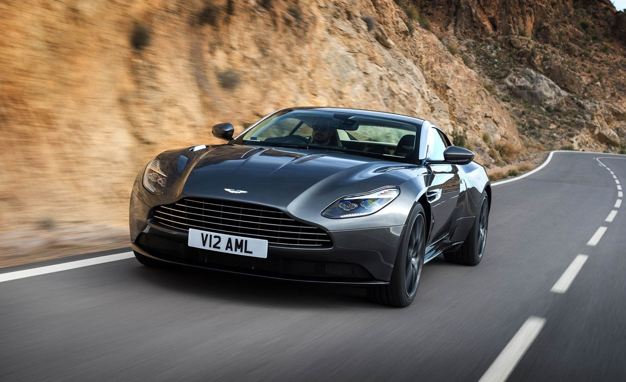 2017 Aston Martin Db11 First Drive 8211 Review 8211 Car And Driver