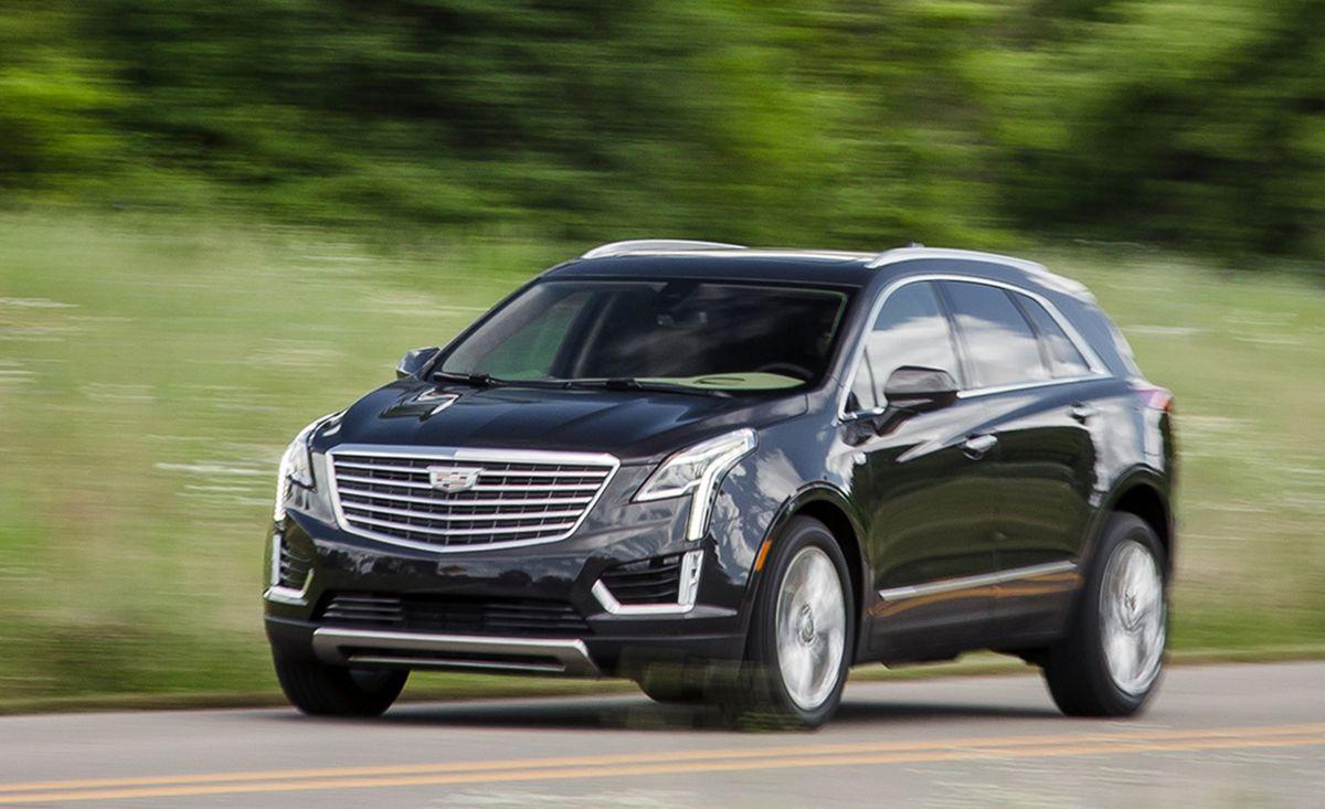 Tested 2017 Cadillac Xt5 Awd