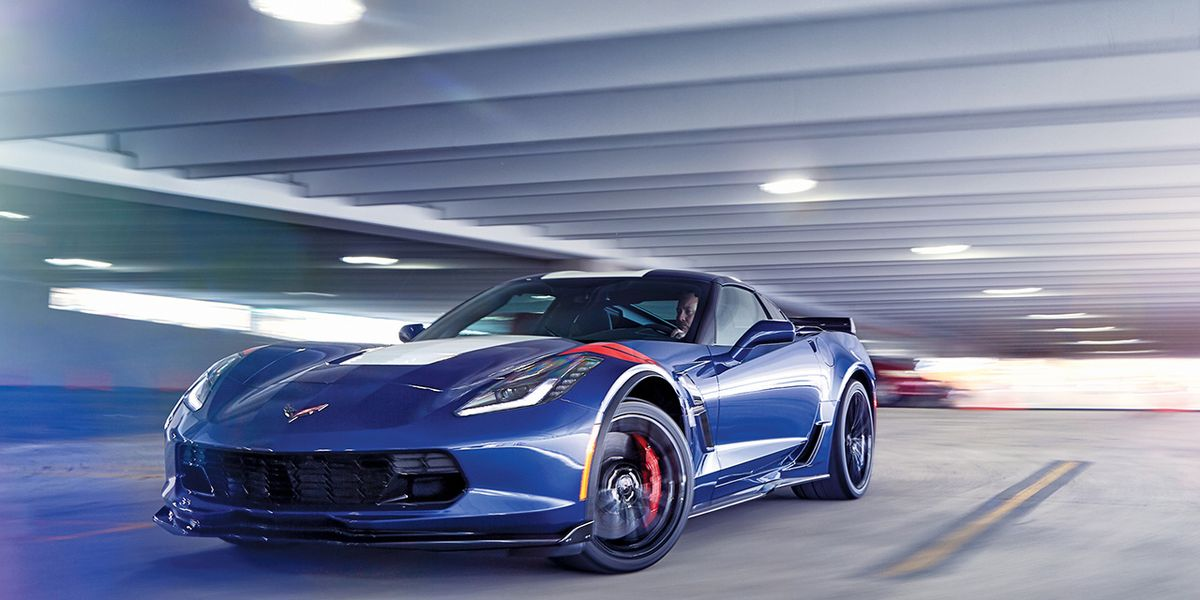 2017 Chevrolet Corvette Grand Sport First Drive 8211 Review 8211 Car And Driver