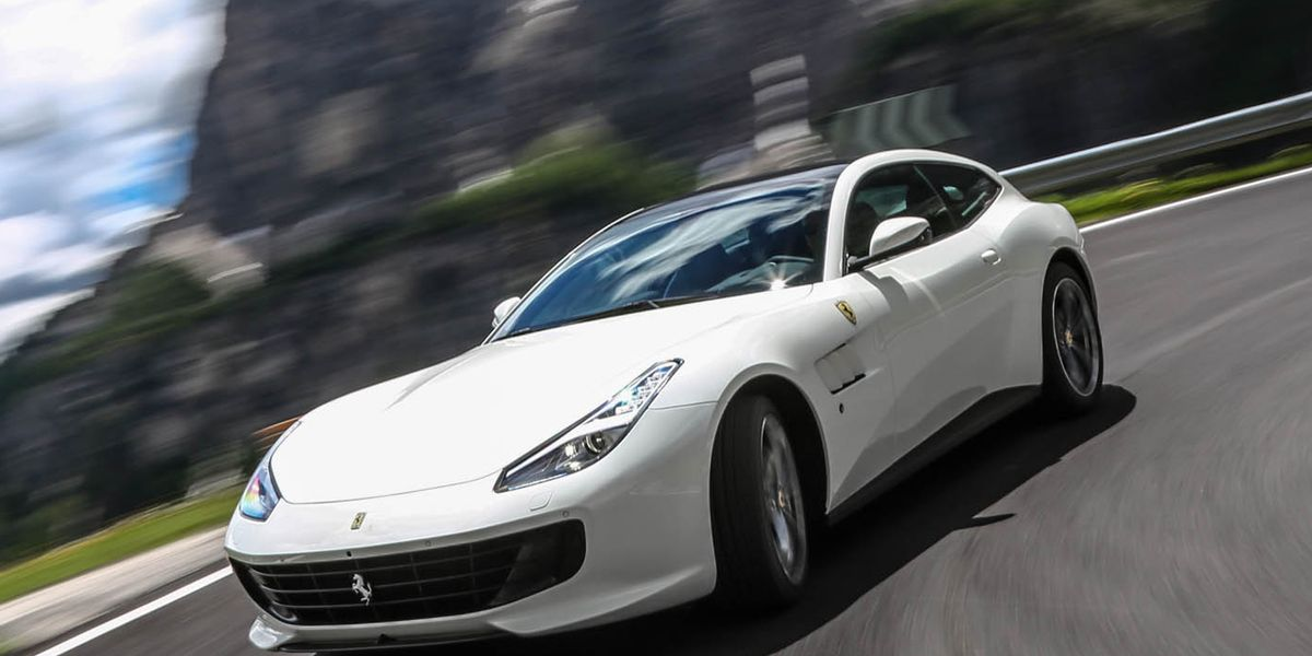 2017 Ferrari Gtc4lusso First Drive 8211 Review 8211 Car And Driver