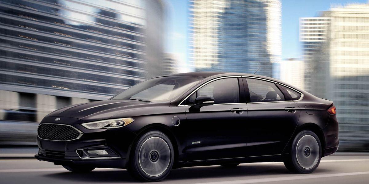 2017 Ford Fusion Energi Plug-In Hybrid First Drive –