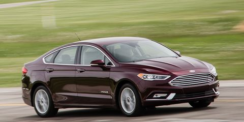 Michael Simari For 2017 Ford Has Graced Its Fusion Hybrid