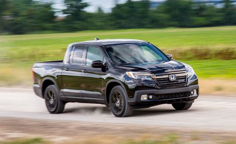 Image Alex Conley When The Honda Ridgeline